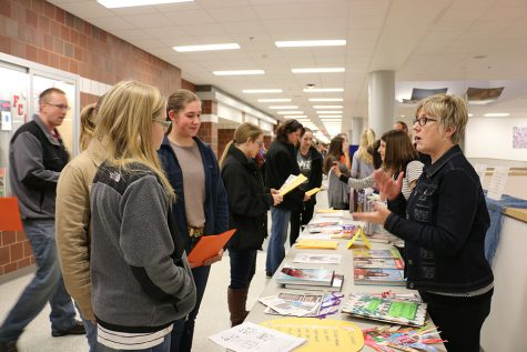 East welcomes 8th graders at annual open house