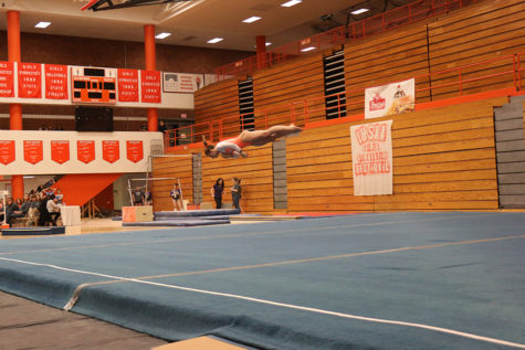 Gymnastics looks to continue state run