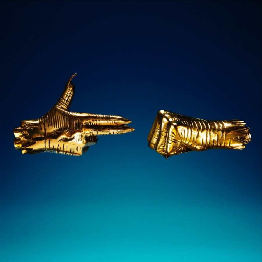 Run the Jewels impresses with an innovative sound