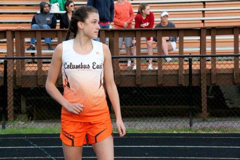 Photo Gallery: East girls track team beats Seymour