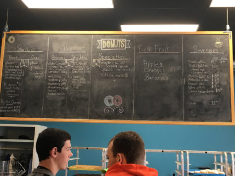 Donut Frenzy: Comparing Donuts n' Coffee and Donut Central