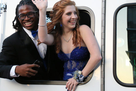 Photo Gallery: Columbus East prom-goers dress to impress