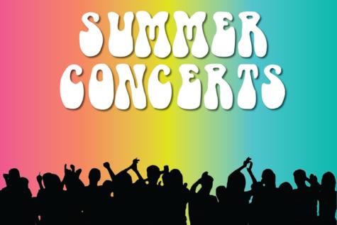 My Summer Concert Line-Up