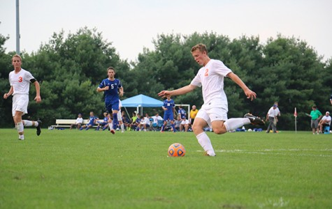 Photo Gallery: Boys' and Girls' soccer competes against Columbus North