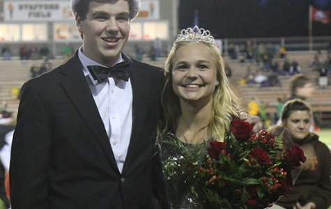 Photo Gallery: Olympians defeat Highlanders, homecoming king and queen are crowned