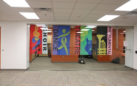 East students embrace new band resource area