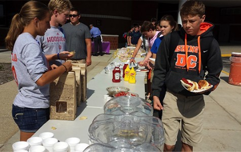 Student Assembly hosts cookout to promote suicide awareness