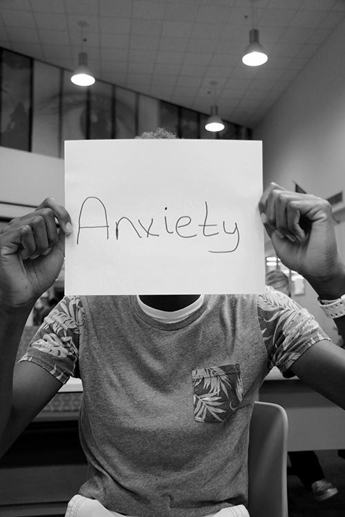The Story Behind a Student's Life with Anxiety