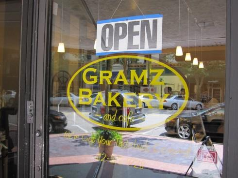 Gramz Bakery is located in downtown Columbus.