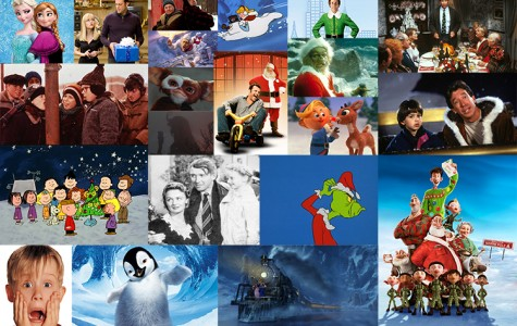 December Movie Calendar