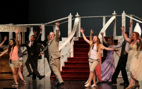 East drama department prepares for play