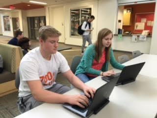 Sophomore students reflect on recent standardized testing