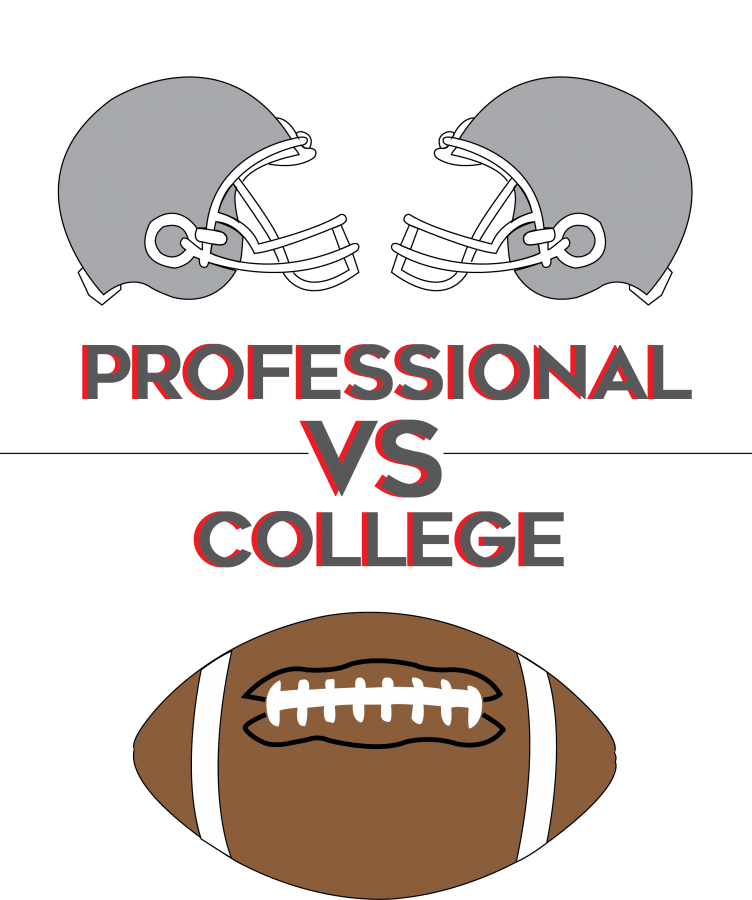 Friday Feuds: College Football vs. the NFL