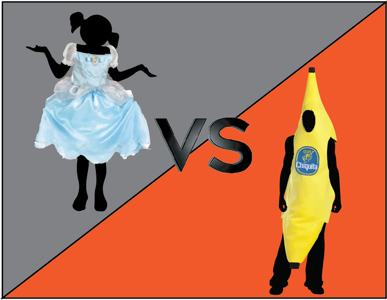 Friday Feuds: When are you too old to Trick-or-treat?
