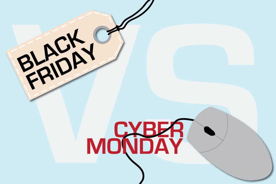 Friday Feuds: Black Friday vs Cyber Monday