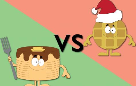 Friday Feuds: Pancakes vs Waffles