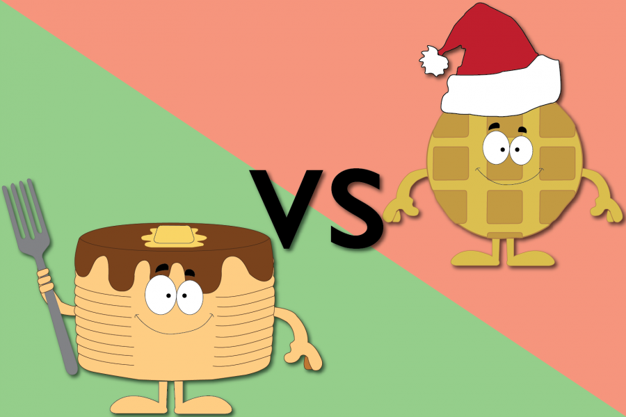 Friday Feuds: Pancakes vs Waffles