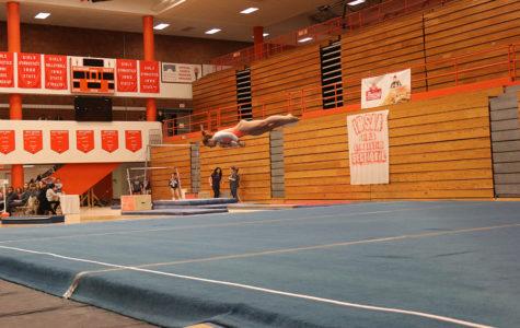 Gymnastics looks to continue state run