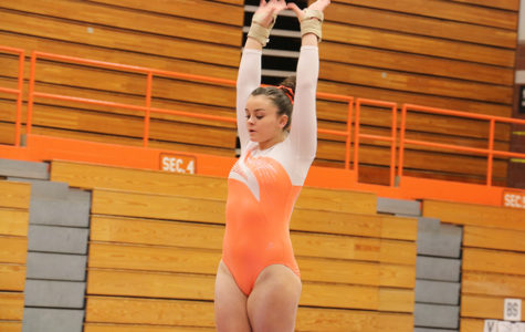 Photo Gallery: Gymnastics takes 3rd at regionals to advance to State