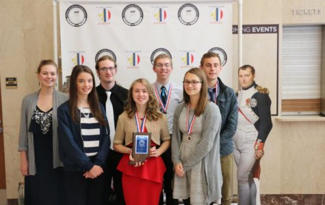 Two teams place third at academic super bowl