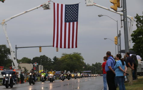 Sergeant Jonathan Hunter's Funeral Procession: 22 August 2017