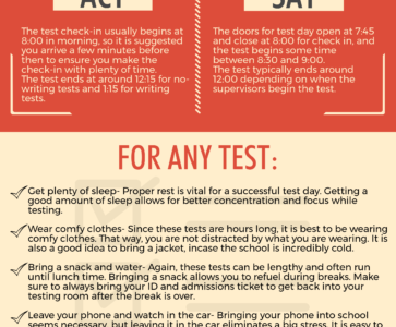 ACT/SAT Tips