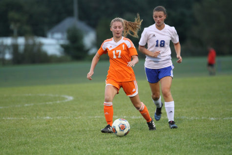 Photo Gallery: East Girls top Jennings County 5-0