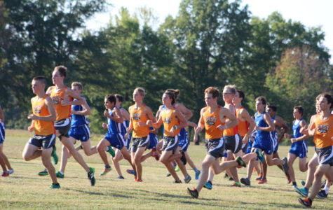 Photo Gallery: East Cross Country takes on North