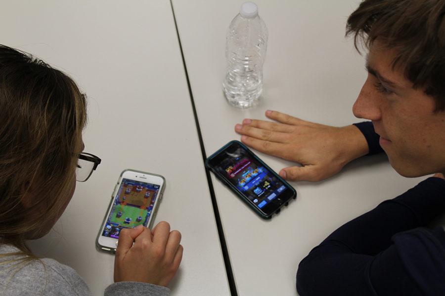 I'm Just Sayin': Teens Using Tech