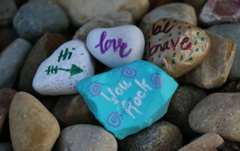 Random Acts of Kindness: Painted Rocks
