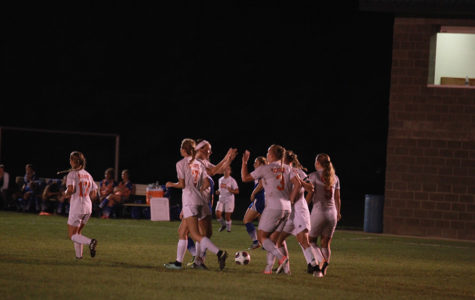 Girls Soccer Bests Franklin Community