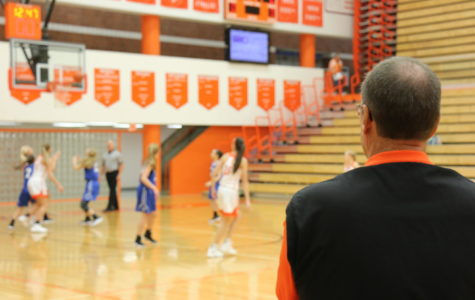 Photo Gallery: Girls Basketball Scrimmage