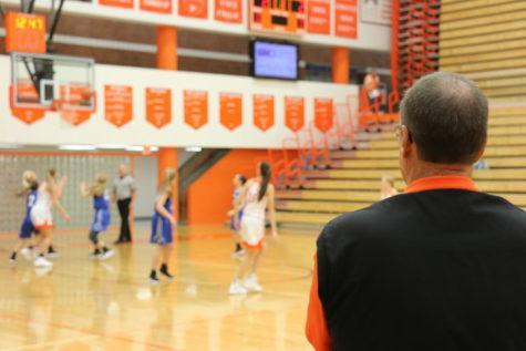 Photo Gallery: Girls Basketball Scrimmage