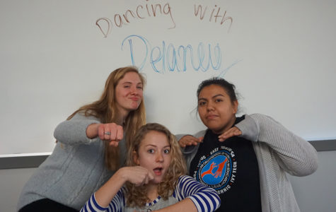 Dancing with Delaney