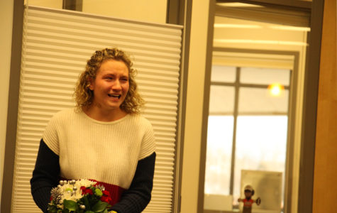 East senior wins Lilly Scholarship