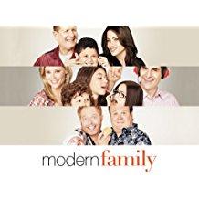 #4- Modern Family