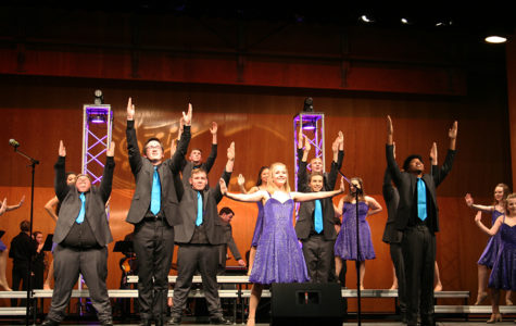 East Show Choir Places First Runner-Up