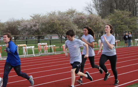 Photo Gallery: East Unified Track in action