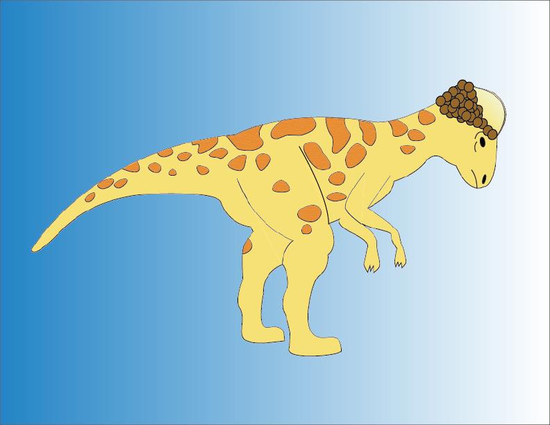 Dino of the Week: Pachycephalosaurus