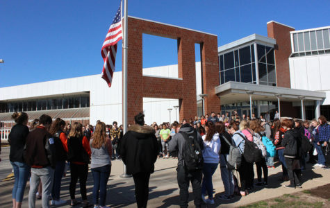 Students Walk Out