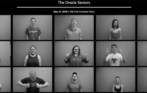 The Oracle Seniors