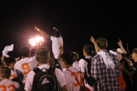 East Men's Soccer Puts Down The Dogs