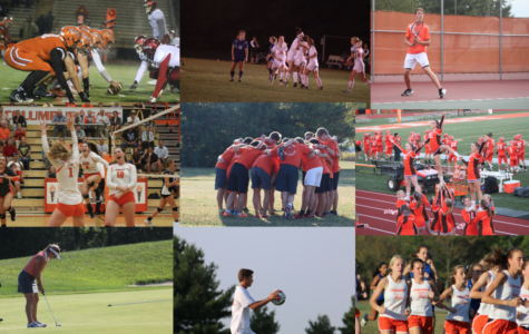 Fall Sports Preview 2018