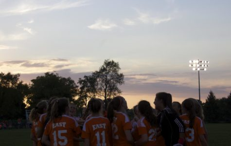 Senior Night Victory against Jeffersonville