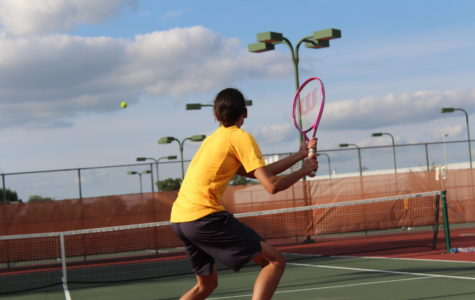 Men's Tennis Beats Jennings County