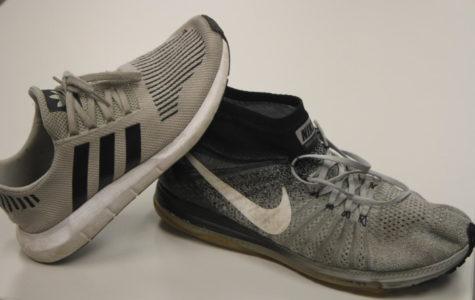Nike vs Adidas