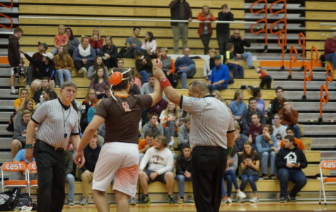Wrestlers Take Down The Owls