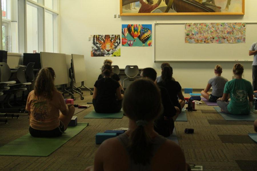 Yoga With Taube