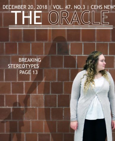 The Oracle: Issue 3