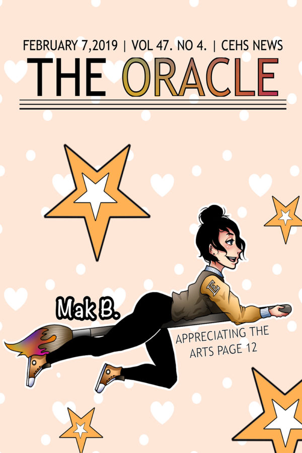 The Oracle: Issue 4